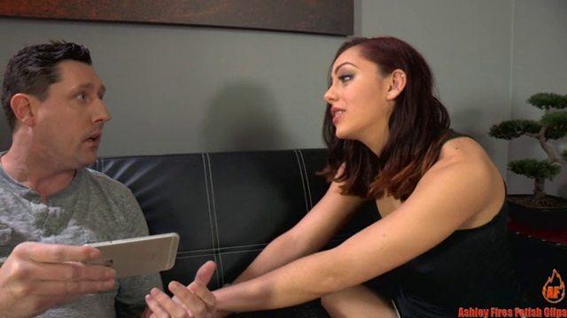 Hdef ashley fires fetish clip
